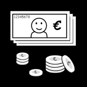 8 Geld inschrijving